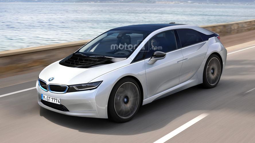 BMW i5'e tasarım yorumu
