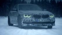 2018 Alpina B5 teaser