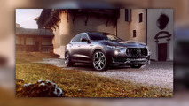 Novitec'ten Maserati Levante modifiyesi