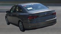 Yeni Çin versiyonu Volkswagen Jetta