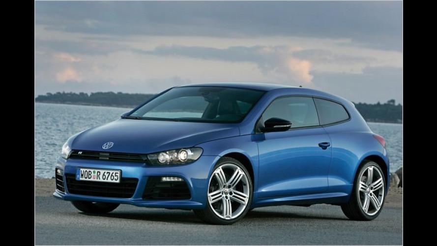 Mehr Renn-Flair: Motorsport-Sitze für VW Scirocco R