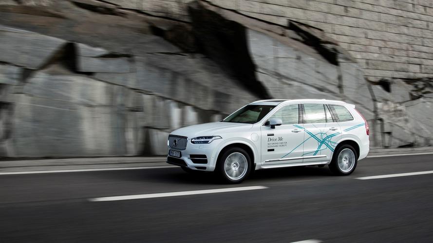 Volvo otonom sürüş teknolojisini opsiyon olarak sunacak