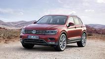 Volkswagen Tiguan 2016 version officielle