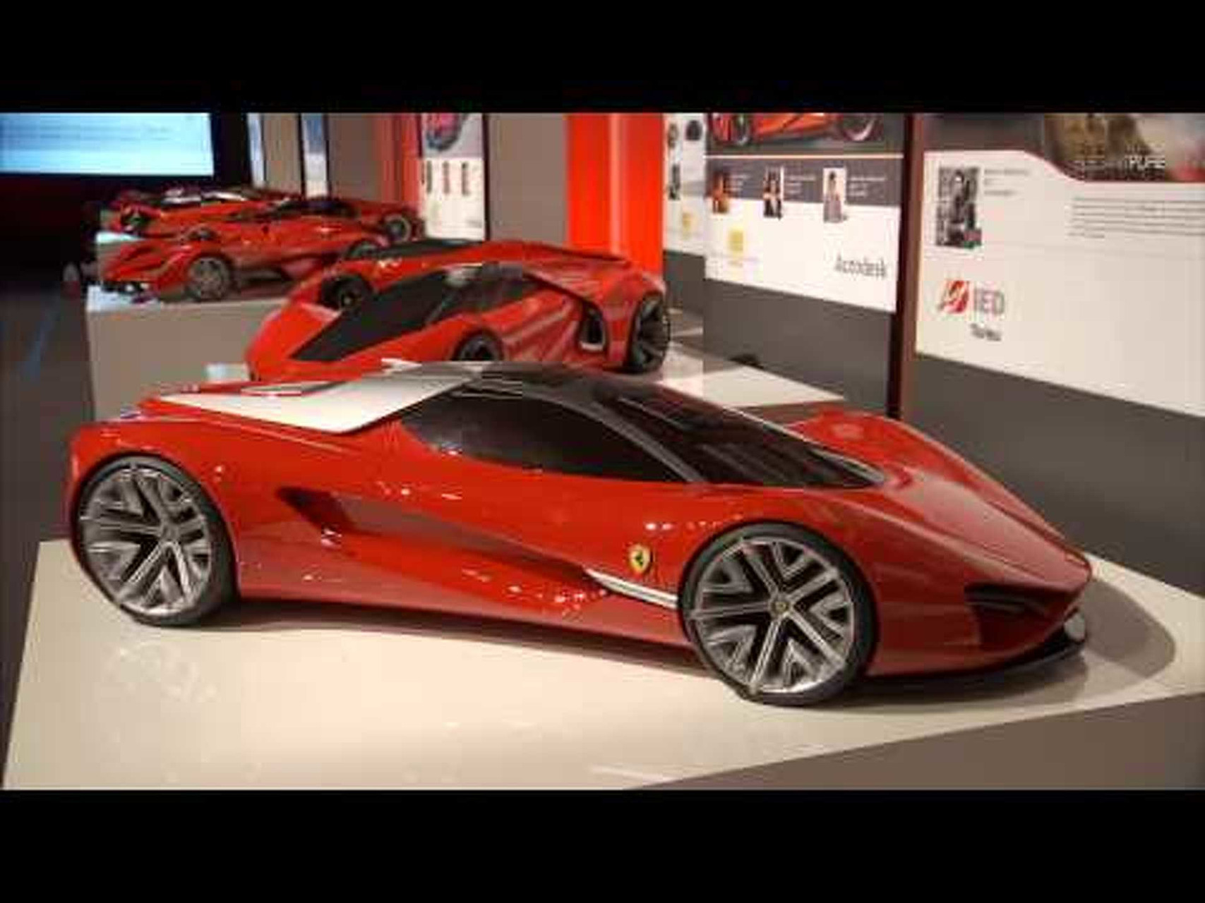 Ferrari World Design Contest 2011 - Winner Ceremony