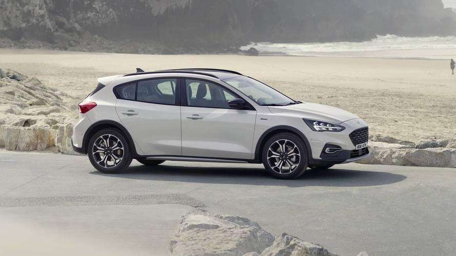 La Ford Focus ne craint plus les nids-de-poule
