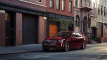 Cadillac CT6 V-Sport Wagon Rendering