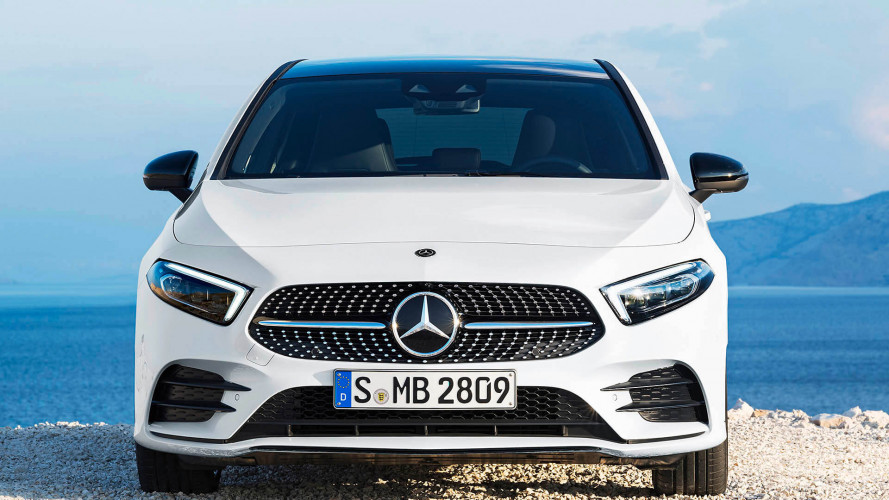 Mercedes A-Class Has