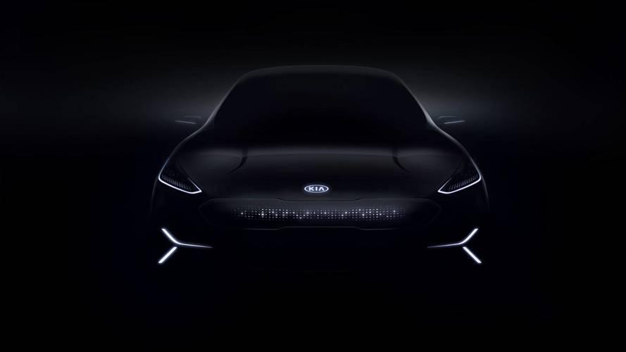 Kia - Première image d'un concept de Niro électrique