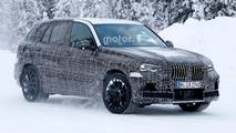 2019 BMW X5 M Spy Photos