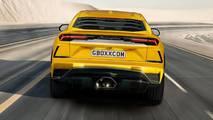 Lamborghini Urus S render