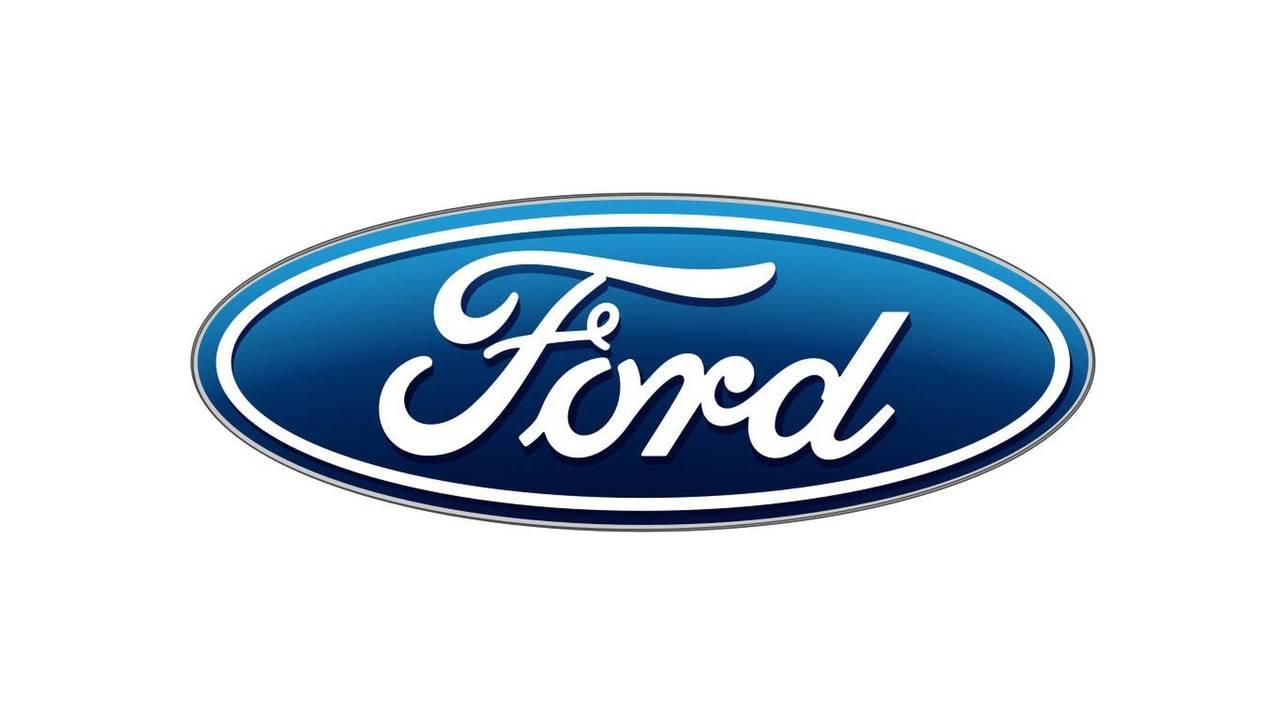 Ford logo 2003