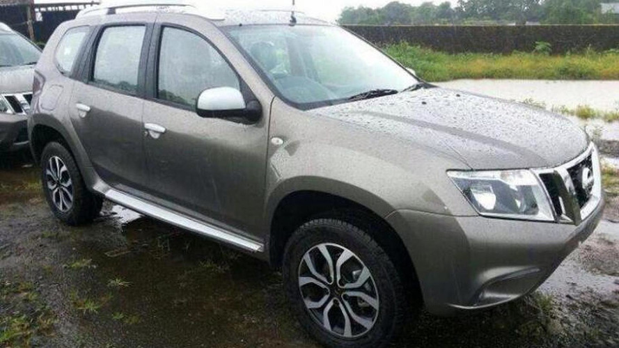 2013 Nissan Terrano spied completely undisguised