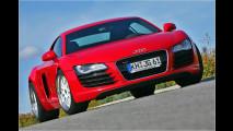 Audi R8: 450 PS