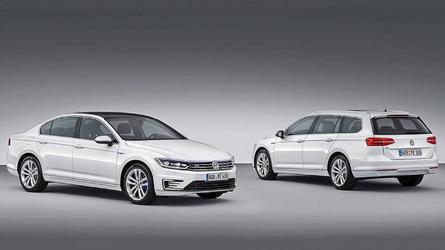Volkswagen Pat Gte Sedan Starts From 44 250 In Germany Variant Costs 45