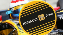 Renault F1 Team, lollipop, Vitaly Petrov 2010