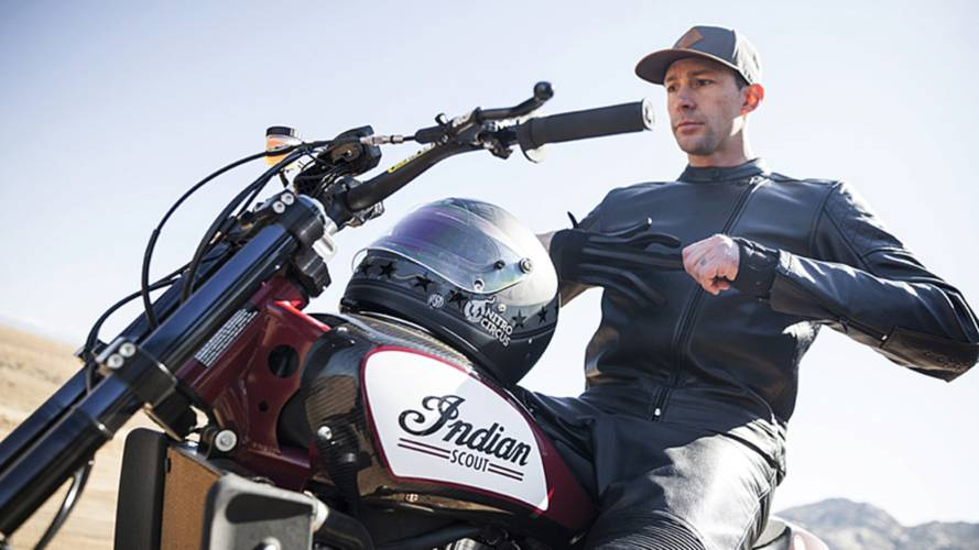 Travis Pastrana to attempt a trio of Evel Knievel jumps this weekend