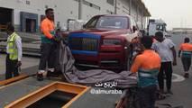 Rolls Royce Cullinan - Szaúd-Arábia