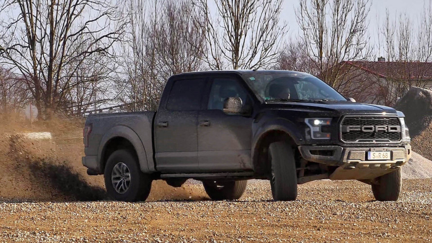 Video-Test: Ford F-150 Raptor