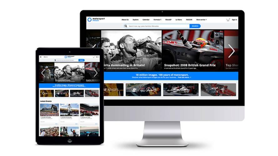 Motorsport Images reúne un siglo de automovilismo con el archivo de imágenes más completo del mundo