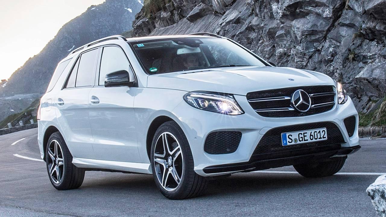 Mercedes Classe M - GLE