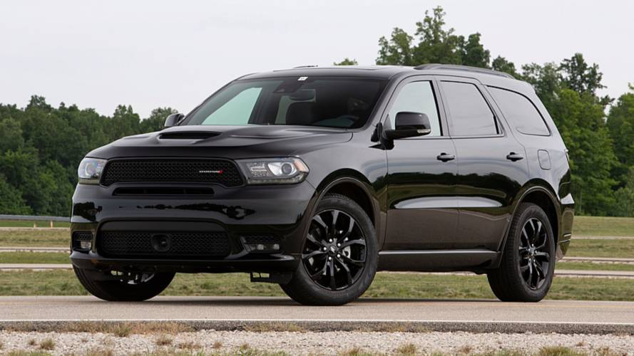 Dodge Durango Citadel >> 2019 Dodge Durango GT Gets An SRT-Inspired Face And Hood