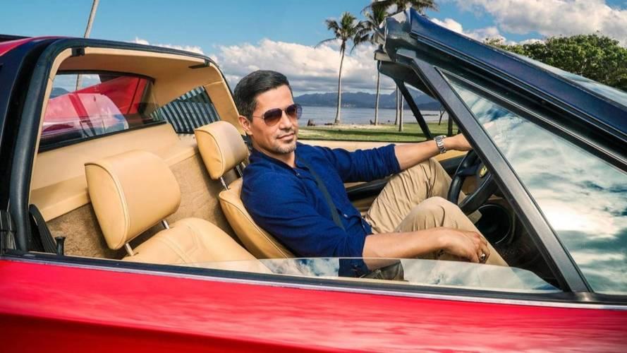 VIDÉO - Magnum revient... et il a voulu changer de Ferrari !