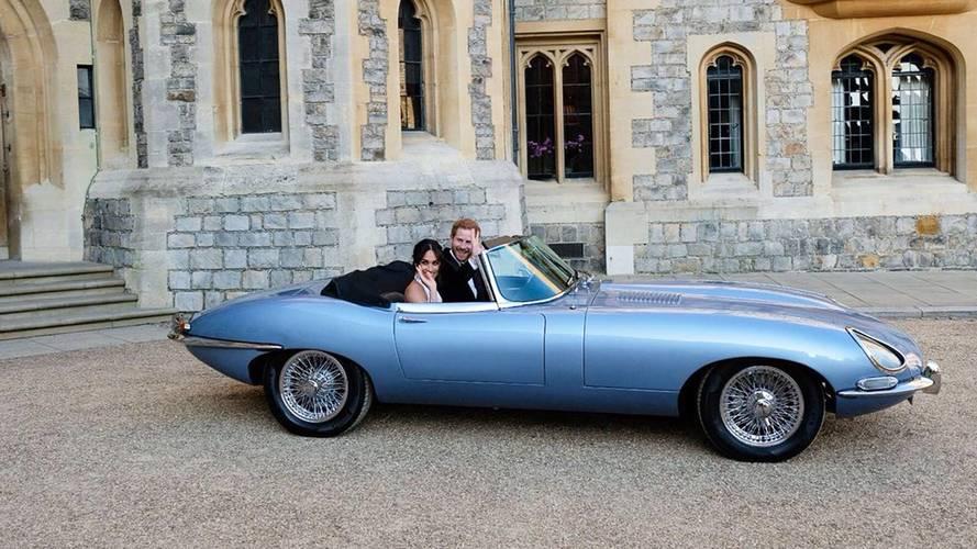 Quelle était cette Jaguar Type-E électrique de Meghan et du prince Harry ?