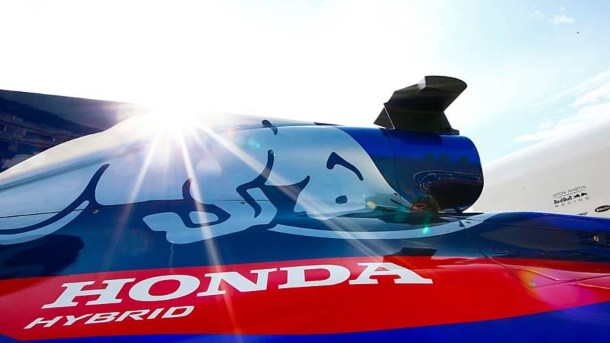 Fórmula 1: Red Bull confirma que usará motores Honda em 2019