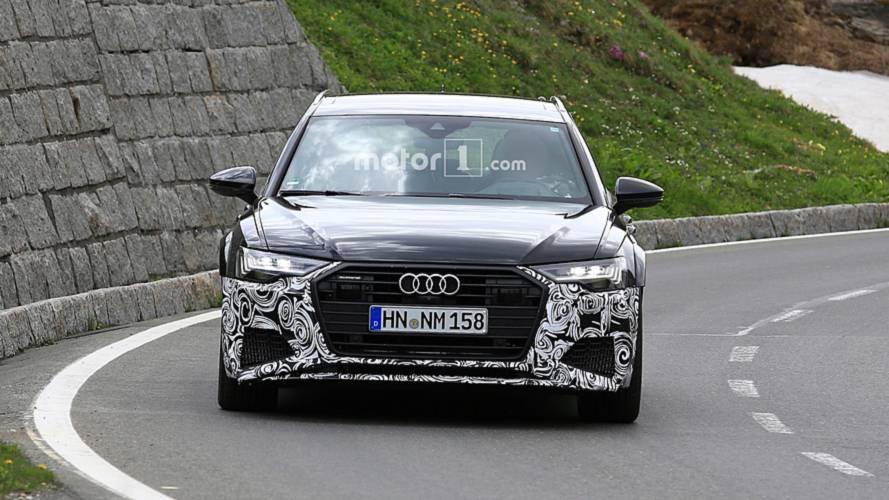 Quelques informations à propos de la future Audi RS 6 Avant