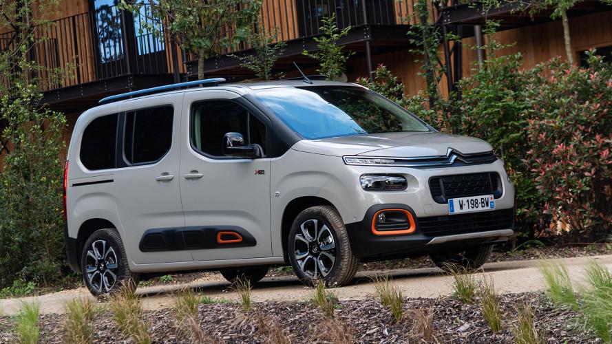 Primera prueba Citroën Berlingo 2018: perfecto para las familias