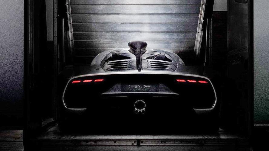 Une nouvelle photo pour la Mercedes-AMG Project ONE