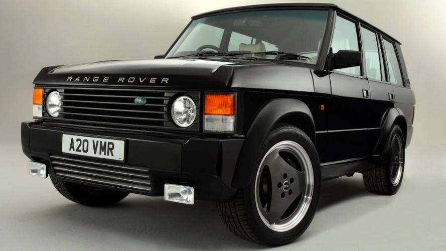 Ce Range Rover Chieftain n'est pas celui que vous croyez !