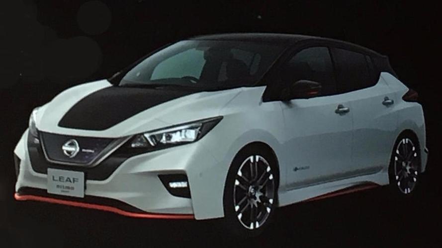 Nissan Leaf - La version Nismo se dévoile