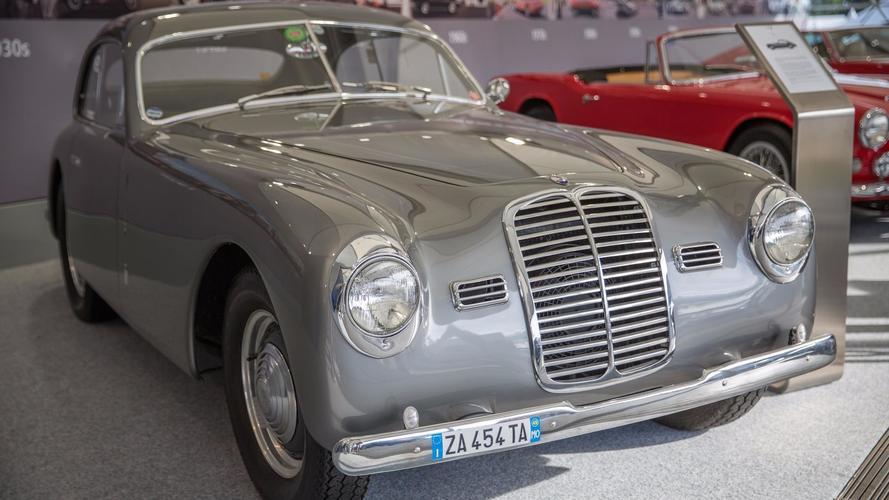70años de modelos Maserati GT