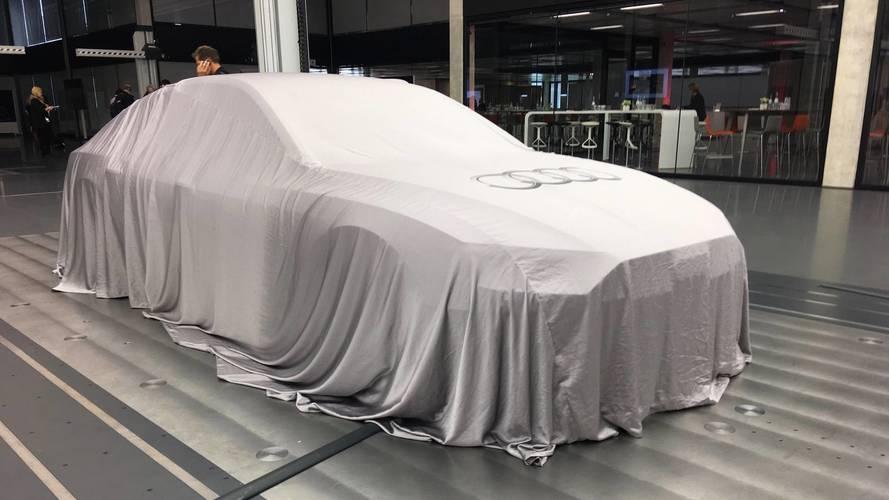 Top secret Audi design centre explored