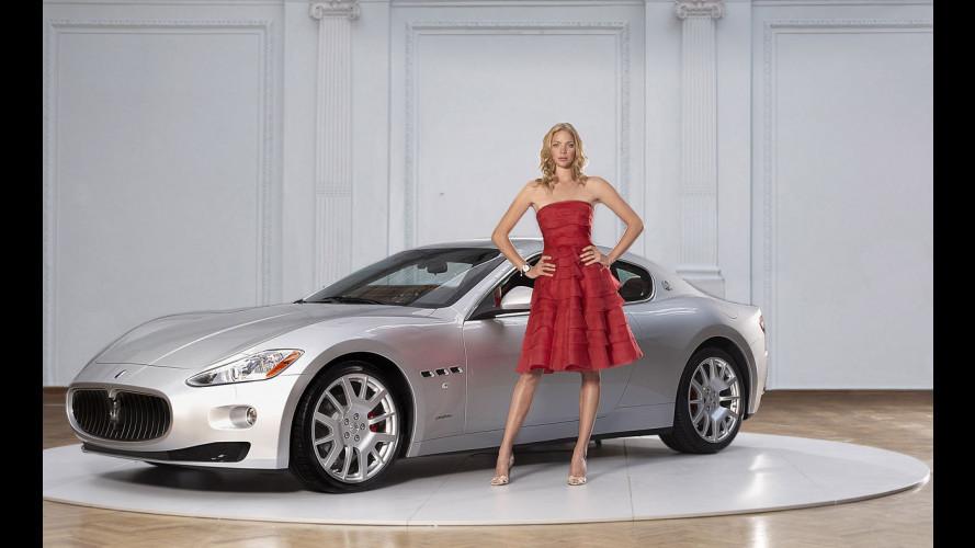 La Maserati GranTurismo si fa vedere a Londra