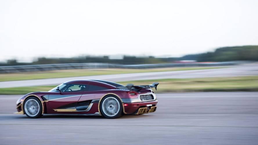 DIAPORAMA - Ces sept voitures sont plus rapides qu'une Formule 1
