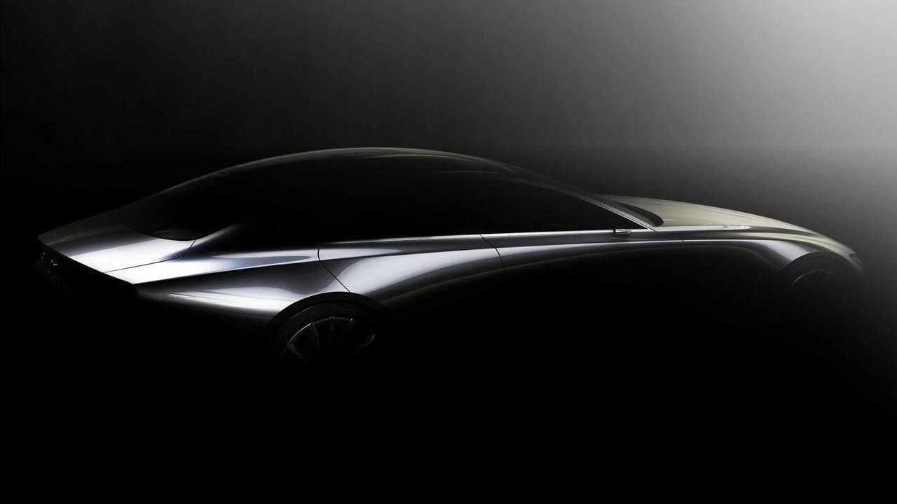 Mazda konsept teaser