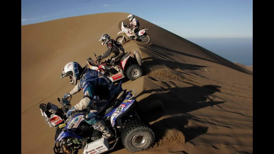 Dakar 2011: si parte