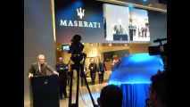 Il reveal della Maserati Kubang