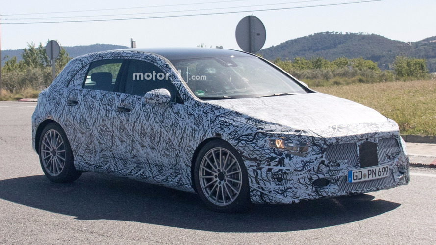 2019 Mercedes-AMG A40: Merc's Audi S3 Rival Spied?