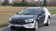 2018 Opel Insignia Country Tourer spy photos