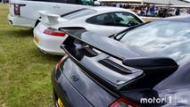 Parking supercars Goodwood 2017