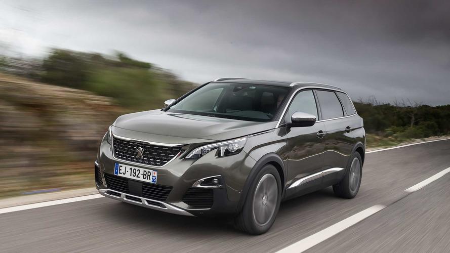 Peugeot 5008 2017: precios para España