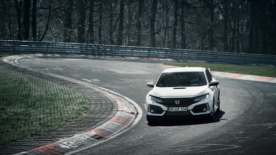 El Honda Civic Type R bate el récord de Nürburgring en su categoría