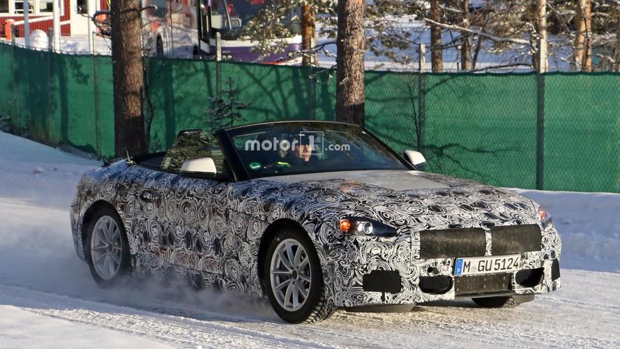 BMW - La remplaçante de la Z4 ne sera pas baptisée