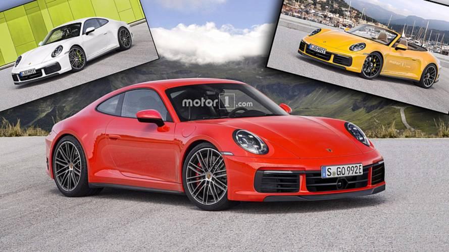 Nuova Porsche 911 in arrivo nel 2019, ecco quello che sappiamo