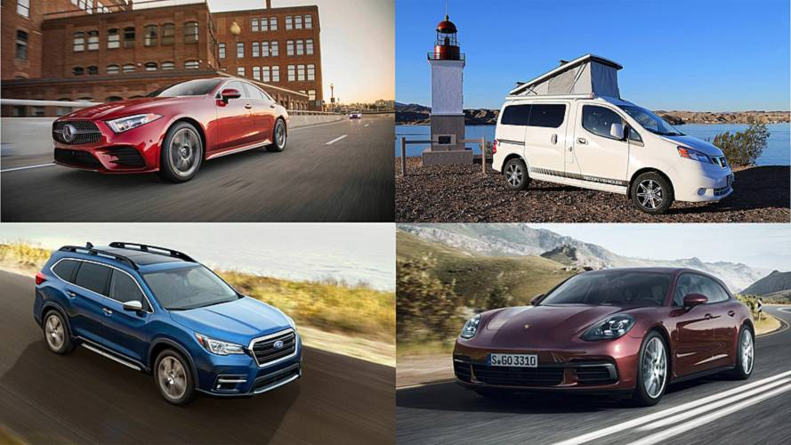 8 Best Vacation Cars For Taking A Summertime Road Trip