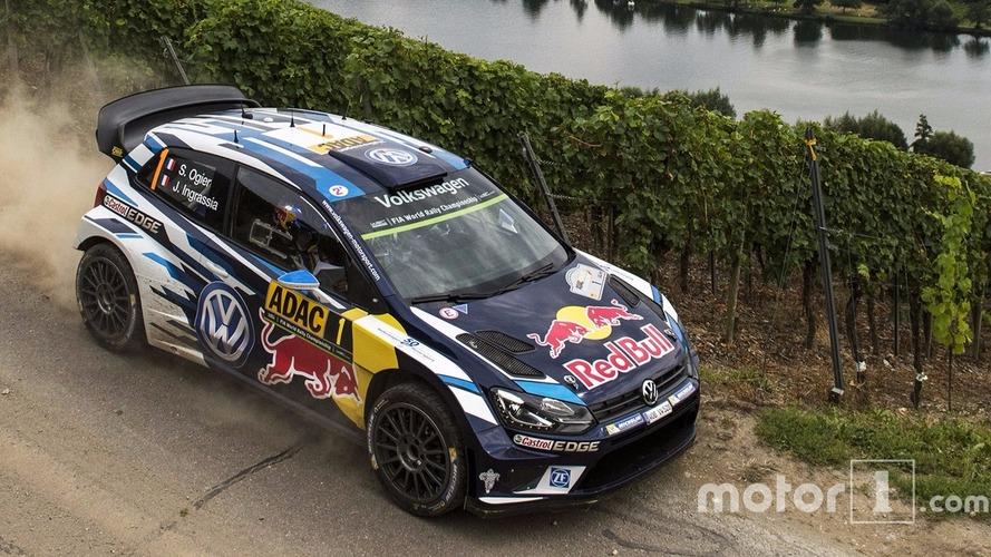 Volkswagen annonce l'arrêt de son programme WRC !