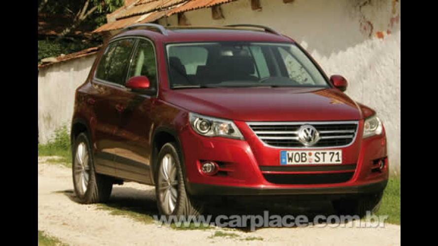 Sucesso faz Volkswagen dobrar produção do SUV Tiguan para atender demanda